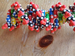 "Custom DNA Molecule Model ""Sandra"", Size = Huge"