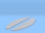 Apollo SM Heat Shield Panels 1:32