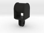 LED Bicycle Headlight GoPro Style Adapter