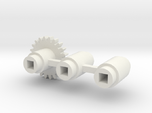 Split-frame Gears For Mainline OO locos.