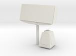 1/72 scale TRS-3D (AN/SPS-75) Multi-mode Radar