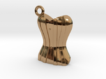 Corset Steampunk Charm/Pendant