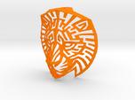 Modern Faux Taxidermy - Lion Head (S)
