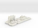 Military & Sailing ships (4 pcs)