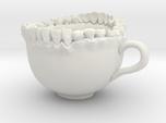 Large Teeth Tea Mug