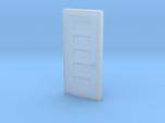 """Miniature 1:48 5 Panel 30"""" Door"""