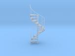 Miniature 1:24 Spiral Stair (Left Hand)