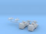 1/700 SAGEM Sperwer / Sperwer B UAV (x4)