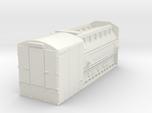 GE 7FH2 generator - load for HD flat car