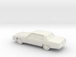 1/87 1983 Cadillac Fleetwood Brougham