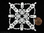 Doctor Who: Tenth Doctor Snowflake