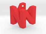 Nintendo Logo Pendant