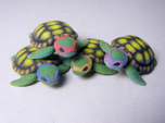 TMNT Little Turtles (4 pieces bundle)