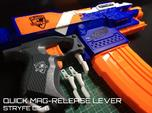 Quick Mag-release (Nerf Stryfe)