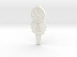 Seventh Doctor's T.A.R.D.I.S. Key Pendant
