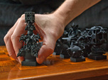 Surreal Chess Set - My Masterpieces - The King