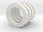 Spacer for lower pulleys with bearings MR105
