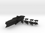 NuBlazers Svenish Carrier & Fighters - Fleetscale