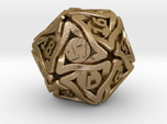 'Twined' Dice D20 Spindown Life Counter Die 24mm