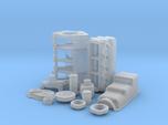 1/25 BBC Basic Block For Mech Fuel Pump