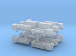 3mm Military Anti-Grav Cargo Trucks (12pcs)
