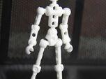 V3 Moli (female)- Poseable Figure Kit