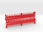 40 Tine Knitting Garter Bar X 2 - 6.5 mm V2.stl