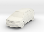 Minivan At N Scale