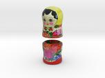 Russian Matryoshka - Piece 7 / 7