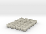 16 Crates for 6mm, 1/300 or 1/285