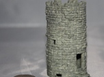 Tower - textured