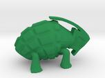Turtle Grenade Toy Design