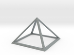 3D Wireframe Pyramid