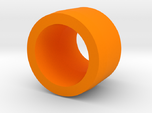 Nerf barrel attachment point to muzzle adapter