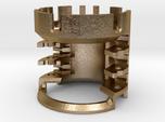 GCM124-CC-01-1 - Crystal Chamber Part1 - shell
