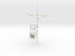 1/96 scale Ticonderoga Mast #1 - Front