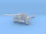 1/87 H0-scale Pak40 german anti tank gun WW2