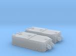 1:35 M60A2 Aluminum Toploader Air Filter box