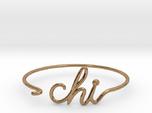 CHI Wire Bracelet (Chicago)