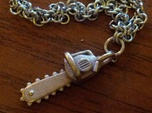 Army of Darkness / Evil Dead Chainsaw charm