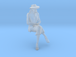 1:32 scale Girl Friday sitting