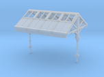 Platform Canopy Section 1 N Scale