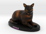 Custom Cat Figurine - Xena