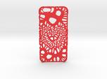 iPhone6 Case Heart (Extreme Voronoi Edition)