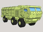 6mm Kamaz Typhoon MRAP (4pcs)