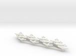 SBD-3 Dauntless (Triplet) 1/900 x4