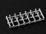1/32 German Fuel Valves (Set of 6)