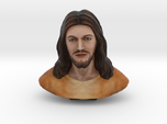Jesus Christ Figure (1.5 inches - color sandstone)