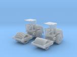 Cat CS44 Vibratory Soil Compactor Z Scale