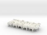 1:64 Scale J Wagon Sheep Load Variation 4